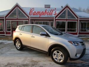 2015 Toyota RAV4 LE AWD BLUETOOTH MP3/USB