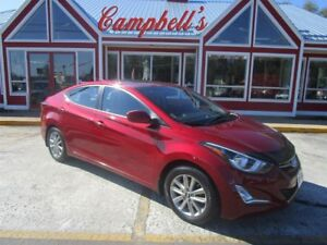 2014 Hyundai Elantra GLS SUNROOF BACK UP CAMERA HTD SEATS