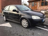 Vauxhall Corsa, low mileage!