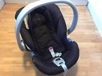 Cybex by mamas and papas baby car seat