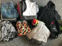Boys clothes bundle ages 7-9years