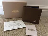Vivienne Westwood Men's Leather Wallet - CAN POST