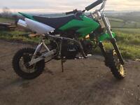 125cc pitbike £330ono