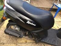 50cc Kisbee Moped