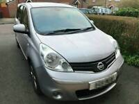 Nissan Note 2011 excellent condition