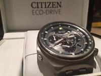 Citizen Promaster Eco-Drive Titanium SWAP