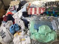 Baby clothes (boys)