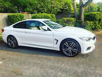 BMW 430d xDrive M Sport Business Edition, 4 Year BMW Service Package included, Full BMW History