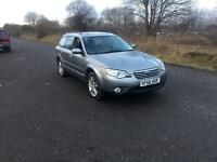 Subaru Outback 2.5 PETROL 4x4- Full Leather- Full MOT, Service History, 2xKeys