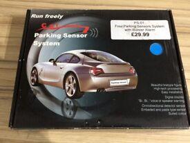 Parking sensors ( Black)