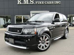 2013 Land Rover Range Rover Sport Supercharged| SOLD SOLD
