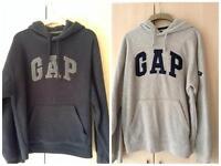 2 Gap Fleece Hoodies