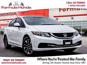2013 Honda Civic EX-The time is right to move up a model
