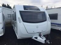 2013 SWIFT Quattro fb Twin axle 6 berth abi elddis Avondale caravan BLACK FRIDAY SALE