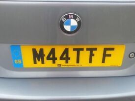 Number plate : M44TTF