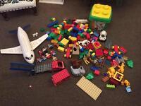 Lego duplo joblot includes zoo 5634