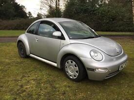 Volkswagen Beetle 2.0 Silver