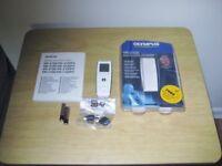 Vitually Unused Olympus VN-2100 Digital Voice Recorder.