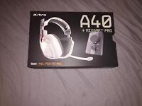 Astro a40 + mix amp pro