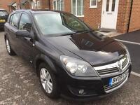 2009 VAUXHALL ASTRA SXI TWINPORT1.4 PETROL LOW MILEAGE FULL DEALER SERVICE HISTORY ONE FORMER KEEPER