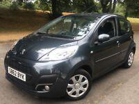 2012 (62) Peugeot 107 Active 5 Door 1.0 Exceptional fuel economy £0 Road year tax only 38k Miles