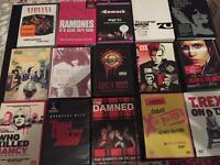 Punk rock Music DVD s