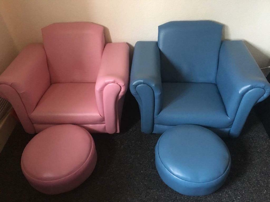 Kids Chairs & Footstools