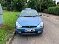 BREAKING Ford Focus Zetec 5dr 1.6 Blue door window glass wing front rear offside nearside motor