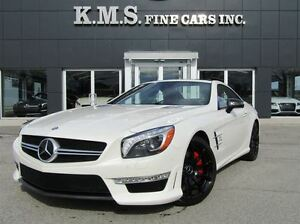 2013 Mercedes-Benz SL-Class SL 63 AMG PERFORMANCE PKG SOLD THANK