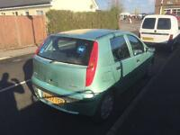 2003 punto 7 months mot drives fine not bad condition £300