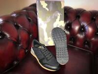 Mens valentino trainers black size 8 MUST VIEW!