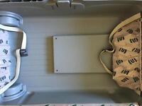 Large Suitcase- Samsonite (hard shell)
