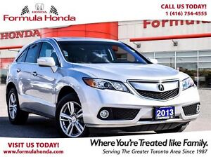 2013 Acura RDX BASE | ALL WHEEL DRIVE | HEATED SEATS