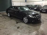 09 Reg Mercedes-Benz e350 cdi blueffeincy automatic leather sat nav guaranteed cheapest in country
