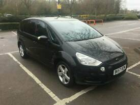 Ford S-Max Titanium 2.0 DTCI Automatic