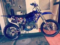 Yamaha yz 125 2004