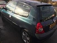 2004 Renault Clio - SPARES AND REPAIRS