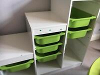 Ikea kids storage unit