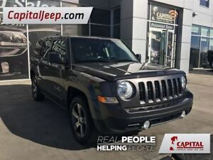 2016 Jeep Patriot Sport/North| Leather| Low KM| Sunroof