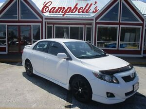 2009 Toyota Corolla S AUTOMATIC AIR ALLOYS POWER EVERYTHING