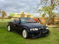 BMW 330i Msport convertible swaps sale px