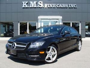 2013 Mercedes-Benz CLS-Class CLS 550 4MATIC| AMG SPORT| ON SALE!