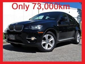 2011 BMW X6 35i XDRIVE+NAVIGATION+LOADED