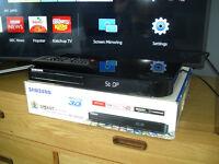 Samsung BD-H6500 4k Upscaling Smart 3D Blu Ray Player