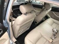 Jaguar xj6 sport leather interior.