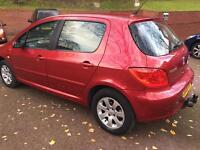 Peugeot 307 1.6 hdi 90 S excellent condition
