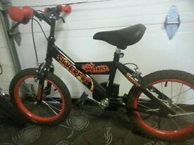 Boys bike 16 inch