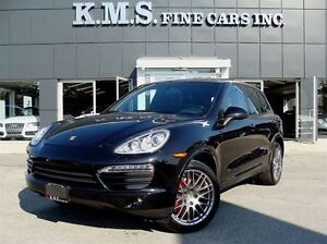 2014 Porsche Cayenne PREMIUM PLUS|RS WHEELS|PANORAMIC|BLIND SPOT