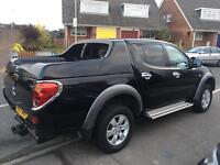 Mitsubishi L200 Sport Back, Canopy, Cover, Top