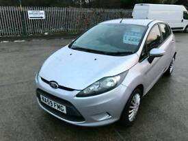 2010 59 ford fiesta edge tdi lovely clean example